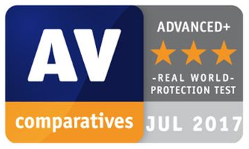 AV-comparatives certified