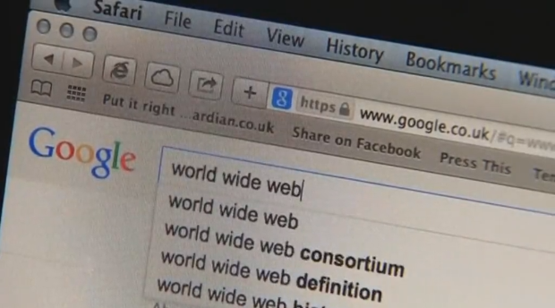 World Wide Web turns 25 years old