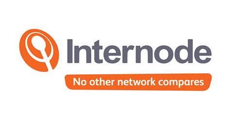 We're an Authorised Channel Partner for Internode ISP